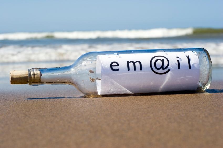 Mezuen abisuak e-mailez jaso daitezke.