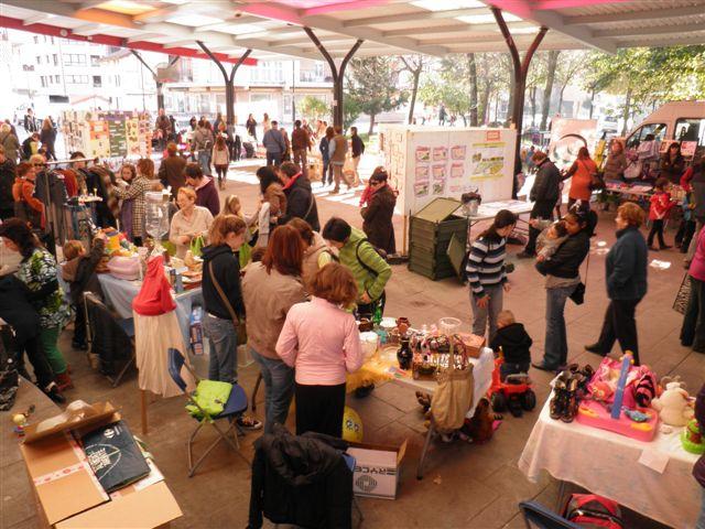 La Feria del Consumo Responsable del año pasado.