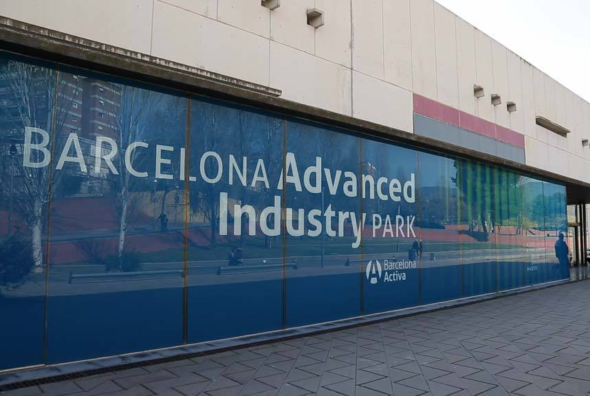 Barcelona Advanced Industry Park.